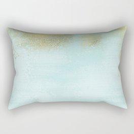 Beach Shimmer Rectangular Pillow