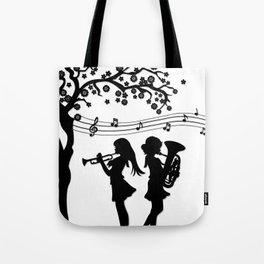 Hibike! Euphonium- A Duet Tote Bag