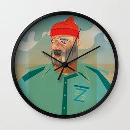 Steve Z. Wall Clock