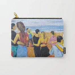 Milonga beach Carry-All Pouch