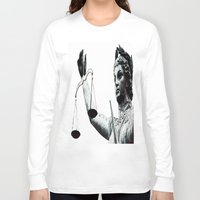 justice Long Sleeve T-shirts featuring Justice ? by arnedayan