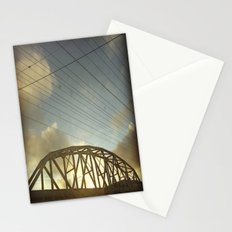 Bridge light Stationery Cards