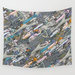 Battlestar Wall Tapestry