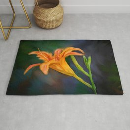 Day Lilly Rug