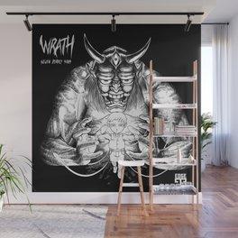 WRATH Wall Mural