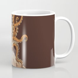 Sticky Eruption Coffee Mug