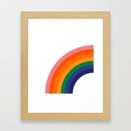 Fresh Bow - Left Framed Art Print