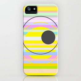 let's see iPhone Case