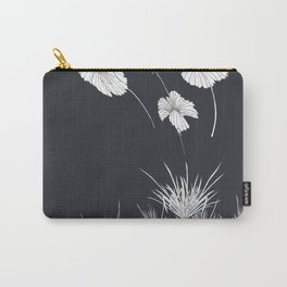 Hibiscus meets Pandanus (St. Damien 4) Carry-All Pouch