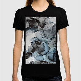 Smoke Show - Alcohol Ink Painting T-shirt