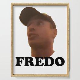 Fredo Cuomo Serving Tray