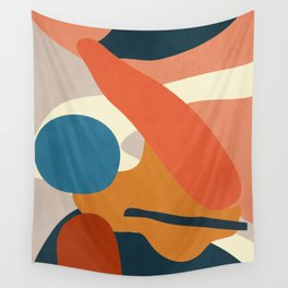 Abstract Art 43 Wall Tapestry