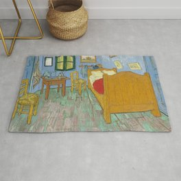 Bedroom in Arles Rug