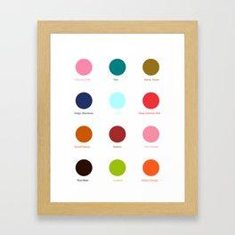 Itraconazole Framed Art Print