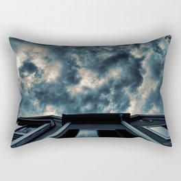 OMINOUS SKY Rectangular Pillow