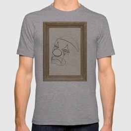 Sad Clown Line T-shirt