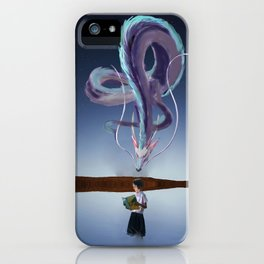 Imaginación iPhone Case