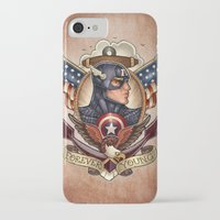 forever young iPhone & iPod Cases featuring FOREVER YOUNG by Tim Shumate