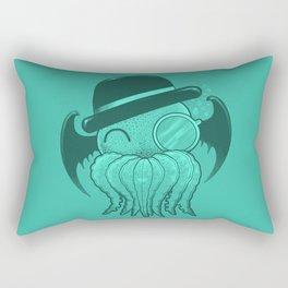 Classy Cthulhu  Rectangular Pillow