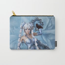 Manga Blue Dragon Carry-All Pouch
