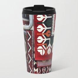 Arabic Woven Carpets Travel Mug