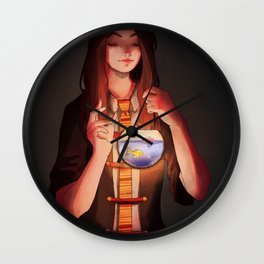 Lily Evans Wall Clock