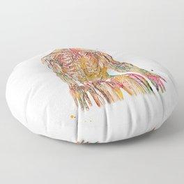Human Body Floor Pillow