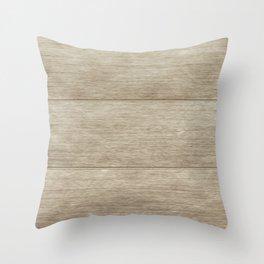 Parquet Throw Pillow
