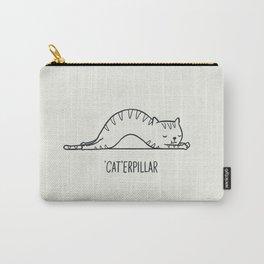 Cat-erpillar Carry-All Pouch