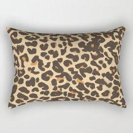 Just Leopard Rectangular Pillow