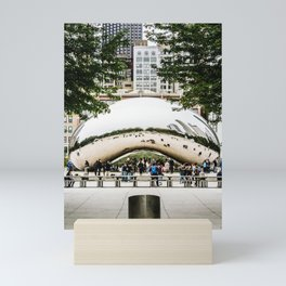 The Bean Mini Art Print