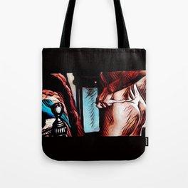 Post Tote Bag