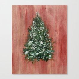 Festivus Tree Canvas Print