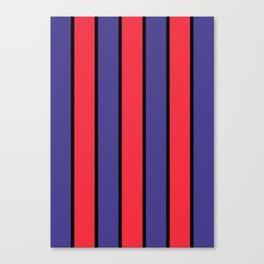 DASTARDLY Canvas Print
