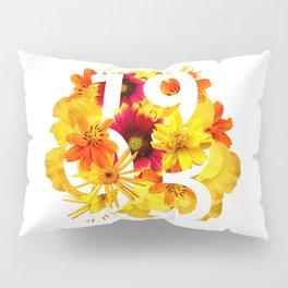 Flower 1993 Pillow Sham