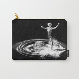 Surfing gravitational waves Carry-All Pouch