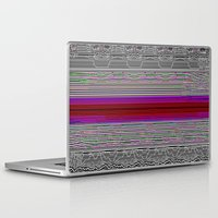 onward Laptop & iPad Skins featuring Ever Onward by Horus Vacui