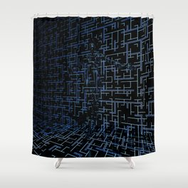 Chamelea Shower Curtain