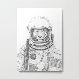 Apollo 18 Metal Print