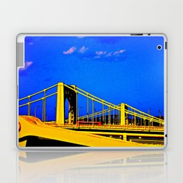 The 3 Sisters Bridges Laptop & iPad Skin