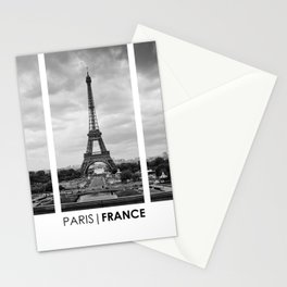 Paris Trifecta Stationery Cards
