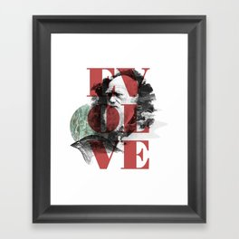 Darwinning Framed Art Print