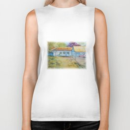 Country house Biker Tank