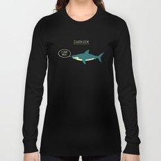 Sharkasm Long Sleeve T-shirt