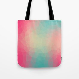 Poly - Candy Dusk Tote Bag