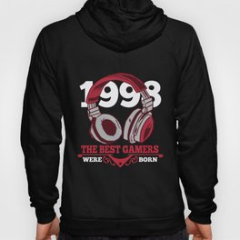Gamer Gaming 1998 Birthday Present Video Game Hoody