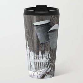 Sugaring 1 - Maple Syrup Travel Mug