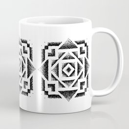 Dotwork Coffee Mug