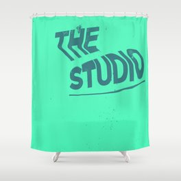 The studio #4 Shower Curtain