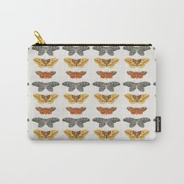 Moth Collage I Carry-All Pouch